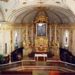 Intérieur de l'église de Saint-Joachim