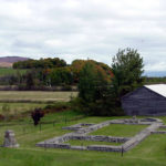 Vestiges archéologiques de la 1re église de Saint-Joachim