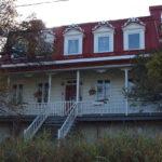 Maison mansarde (19e siècle)