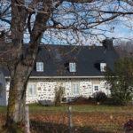 Maison aux abords de la rivière Blondelle (18e siècle)