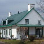 Maison centenaire (18e siècle)