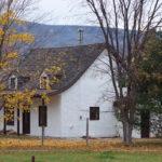 Maison québécoise du 19e siècle